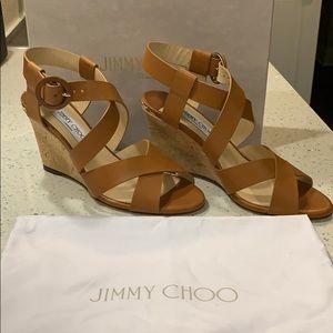 Jimmy Choo Wedges!